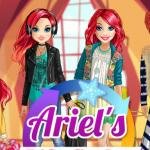 Ariel Life Cycle