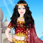 Barbie Indian Princess Dress