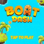 Dash And Boat Game